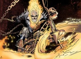 Ghost Rider by Rammoth