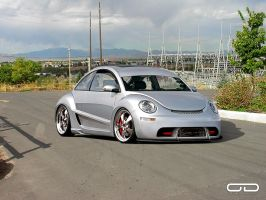 VW Beetle for Virtual Tuning by odyar