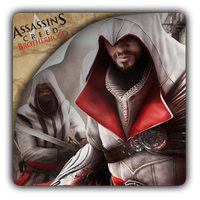 Assassins Creed Brotherhood icon by Themx141