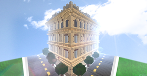 Minecraft Fancy European by skysworld
