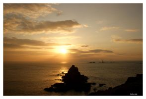 Cornwall Sunset 25 by Deb-e-ann
