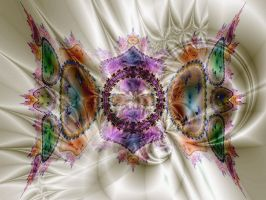 Chinese Silk by Thelma1