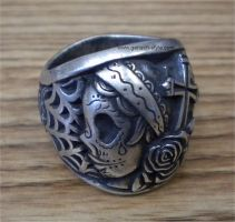 Day of the dead ring #6 by GerlachStyle