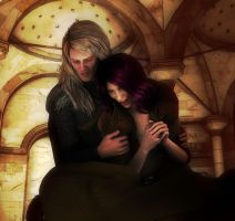 Two Of A Kind: Remus! (Tonks, Lucius, Remus) by deslea