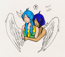 Destined to be Together by oofuchibioo