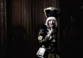 Trinity Blood. Ion Fortuna. ROM III (Pain) by Lyumos
