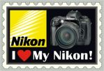I Love My Nikon by signman7194