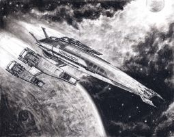 Normandy SR2 by efleck