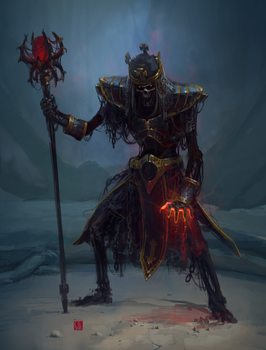 power lich homm III by soft-h