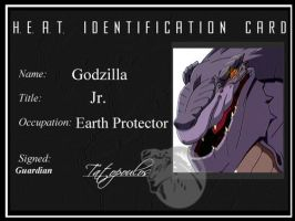HEAT ID CARD 1 by GodzillaTheSeries
