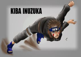 Pokefreak's Kiba: Colored by JPetrakis
