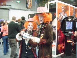 Expo '11 - Mad Hatters by AngelBless