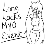 Long Locks MYO Event *48 Hrs* CLOSED by WhiteWolf155