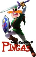 the Legend of PINGAS by Keirii-of-Celts