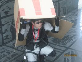 Anime Expo: Solid Snake by WildFantasy