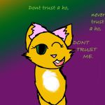 Dont trust me by Tatsy105