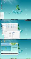 My Gaia10 Desktop by TheDeviantMars