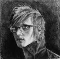 Mikey Way by StokeTheRage