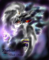 Dark Silver and Mephiles by Mimy92Sonadow