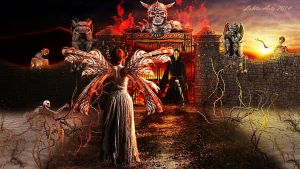 Welcome To Hell by Lolita-Artz