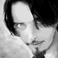 Chris Cornell by angelkitty