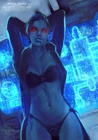 seductive agent :P by Anivel