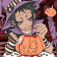 ++D.Gray-man++ Halloween Rodo by Charlatan999