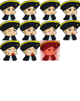 Holy Roman Empire Faceset by Comical-Carnival