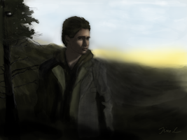 Alan Wake by IIPo89