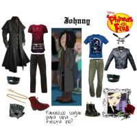 johnny polivore set by mexicangirl12