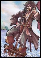 PSC - Jack Sparrow by aimo