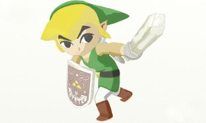 Link On Another Adventure by watergale