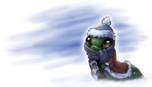 """Wintermoris wishes you.. by 13blackdragons"