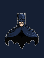 God Doesn't Bother To Cry On Gotham by Dolphinator45