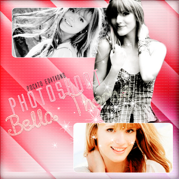 Photoshoot Bella Thorne 5 by PocitoEditions