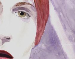Florence Welch by InYourBrightBlueEyes