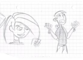 New KP-Projekt Storyboard Samples#4 by DrakebyRS