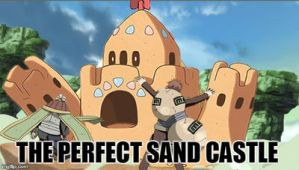 Palossand/Shirodesuna the Perfect Sandcastle