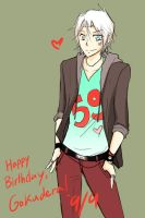 Gokudera birthday by Limebro