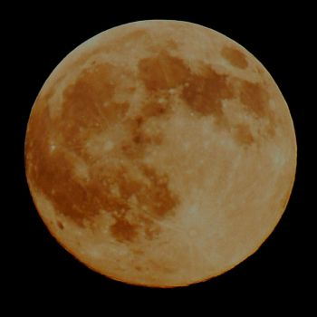 Moon Over Brownsburg by Jud-W