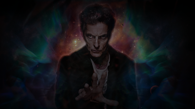 Doctor Who - Peter Capaldi wallpaper by natestarke