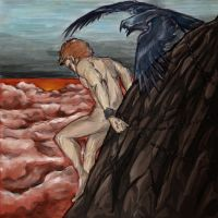 Prometheus Bound by Red-Phantom