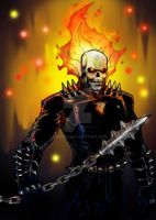 Ghost Rider by lordMon