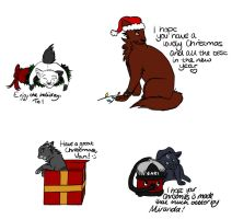 Christmas Presents! by bextie