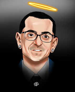 Chester Bennington Tribute by emoboyfuno
