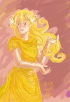 Hair of Gold by tomato-bird