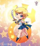 .: Chibi Super Sailor Uranus :. by Mako-Fufu