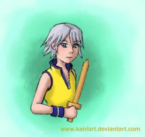 riku kid by kairiART