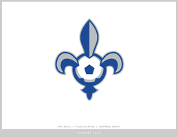Montreal Impact Logo by ark47