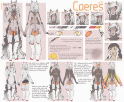 Caeres Reference by VENXIA